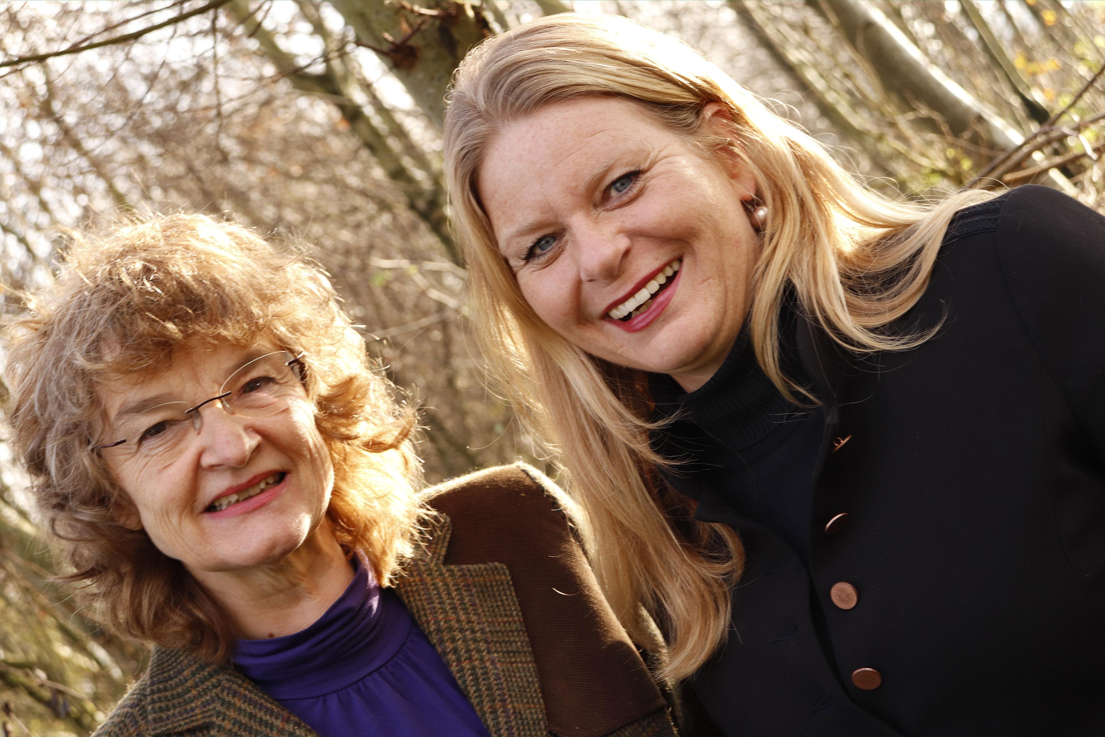 Karin van der Gaast & Saskia Borgers